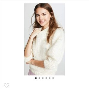 Beautiful Chunky Knit Gannon Sweater